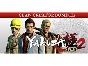 Yakuza Kiwami 2 Clan Creator Bundle DLC [Online Game Code]