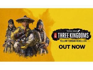 Total War: THREE KINGDOMS - Yellow Turban Rebellion [Online Game Code]