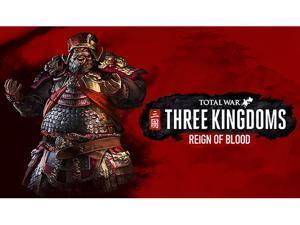 Total War: Three Kingdoms - Reign of Blood DLC [Online Game Code]