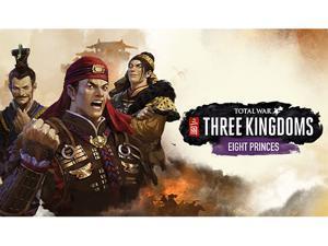 Total War: THREE KINGDOMS - Eight Princes [Online Game Code]