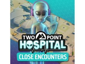 Two Point Hospital - Close Encounters [Online Game Code]