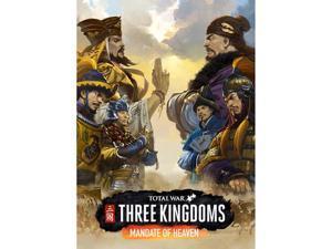Total War: THREE KINGDOMS - Mandate of Heaven [Online Game Code]