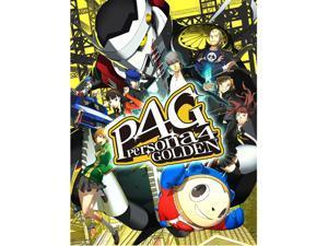 Persona 4 Golden: Deluxe Edition [Online Game Code]