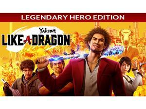 Yakuza: Like a Dragon Legendary Hero Edition  [Online Game Code]