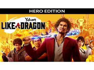 Yakuza: Like a Dragon Hero Edition  [Online Game Code]