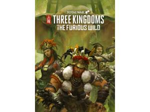Total War: THREE KINGDOMS - The Furious Wild  [Online Game Code]
