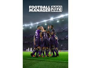 Football Manager 2021  [Online Game Code]