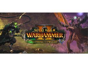 Total War: WARHAMMER II - The Twisted & The Twilight  [Online Game Code]