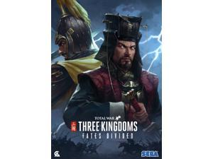 Total War: THREE KINGDOMS - Fates Divided  [Online Game Code]