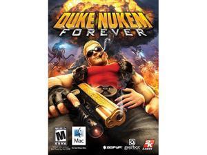 Duke Nukem Forever for Mac [Online Game Code]