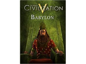 Sid Meier's Civilization V: Civilization Pack - Babylon for Mac [Online Game Code]