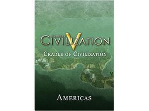 Sid Meier's Civilization V: Cradle of Civilization - The Americas for Mac [Online Game Code]
