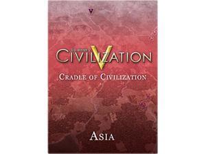 Sid Meier's Civilization V: Cradle of Civilization - Asia for Mac [Online Game Code]