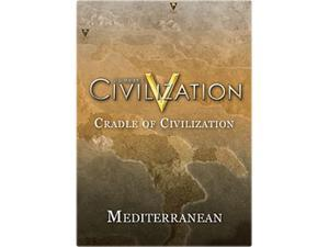 Sid Meier's Civilization V: Cradle of Civilization - The Mediterranean for Mac [Online Game Code]