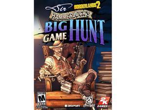 Borderlands 2: Sir Hammerlock's Big Game Hunt for Mac [Online Game Code]