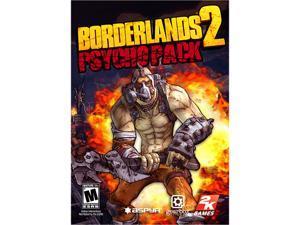 Borderlands 2: Psycho Pack for Mac [Online Game Code]