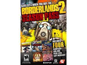 Borderlands 2 Season Pass for Mac [Online Game Code]