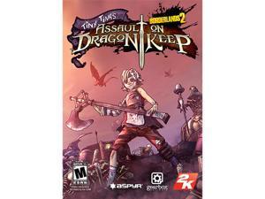 Borderlands 2: Tiny Tina's Assault on Dragon Keep for Mac [Online Game Code]
