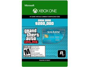 Grand Theft Auto V - Tiger Shark Cash Card -?XBOX One [Digital Code]