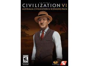 Sid Meier's Civilization VI - Australia Civilization & Scenario Pack [Online Game Code]