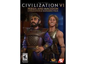 Sid Meier's Civilization VI - Persia and Macedon Civilization & Scenario Pack [Online Game Code]