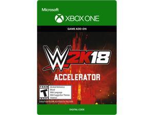 WWE 2K18: Accelerator Xbox One [Digital Code]