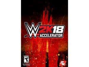 WWE 2K18: Accelerator [Online Game Code]