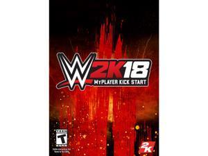 WWE 2K18: MyPlayer KickStart [Online Game Code]
