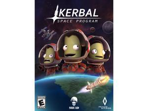 Kerbal Space Program [Online Game Code]