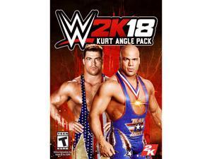 WWE 2K18: Kurt Angle Pack [Online Game Code]