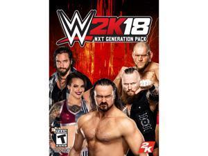 WWE 2K18 NXT Generations Pack [Online Game Code]