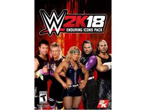 WWE 2K18 Enduring Icons Pack [Online Game Codes]