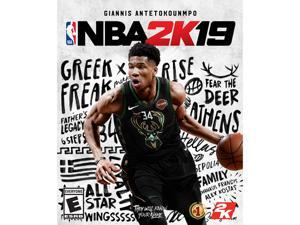 NBA 2K19 for PC [Online Game Code]