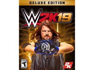 WWE 2K19 Deluxe [Online Game Code]