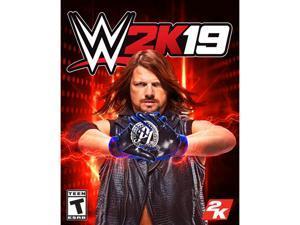 WWE 2K19 [Online Game Code]