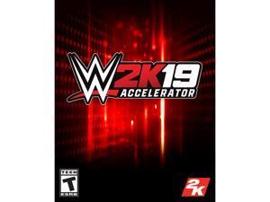 WWE 2K19: Accelerator [Online Game Code]