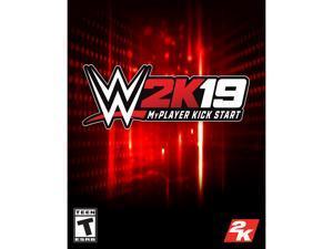 WWE 2K19: MyPlayer KickStart [Online Game Code]