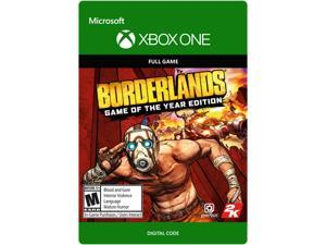 Borderlands: Game of the Year Edition Xbox One [Digital Code]