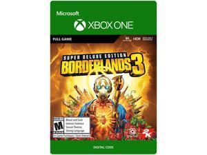 Borderlands 3 Super Deluxe Xbox One [Digital Code]