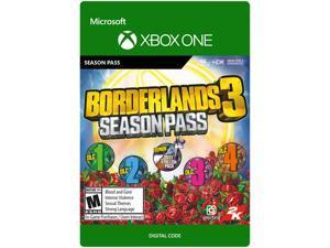 Borderlands 3: Season Pass Xbox One [Digital Code]