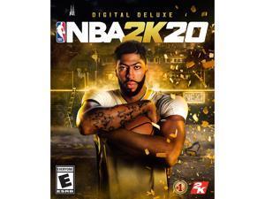 NBA 2K20 Digital Deluxe for PC [Online Game Code]