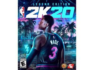 NBA 2K20 Legend Edition for PC [Online Game Code]