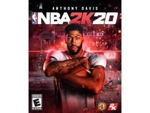 NBA 2K20 for PC [Online Game Code]