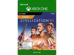 Sid Meier's Civilization VI Xbox One [Digital Code]