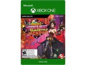 Borderlands 3: Moxxi's Heist of the Handsome Jackpot Xbox One [Digital Code]