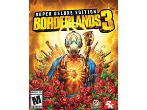 Borderlands 3 Super Deluxe (Epic) [Online Game Code]
