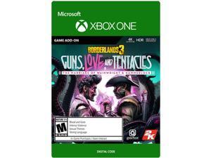 Borderlands 3: Guns, Love, and Tentacles Xbox One [Digital Code]