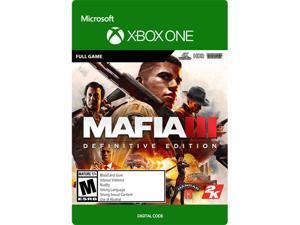 Mafia III: Definitive Edition Xbox One [Digital Code]