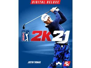 PGA TOUR 2K21 Digital Deluxe Edition for PC [Steam Online Game Code]