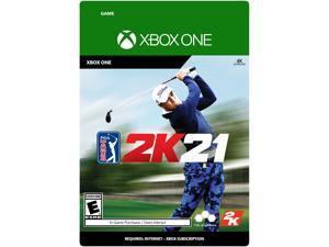 PGA Tour 2K21 Xbox One [Digital Code]
